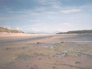 North Wales Police said the bodies of two men were found at Malltraeth beach in Anglesey Eric Jones/Creative Commons