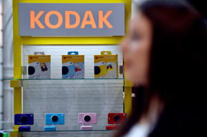 Kodak enters cryptocurrency market with 'KodakCoin'