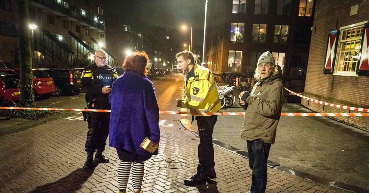 One dead, two wounded in Amsterdam shooting: police