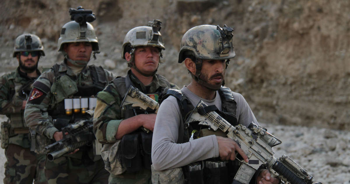 U.S.: American soldier wounded in Afghan attack