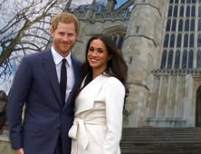 Tour the chapel where Prince Harry will marry Meghan Markle