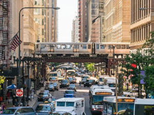 Chicago is abuzz with activity year-round (Shutterstock)