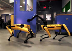 Uh-oh: Boston Dynamics' creepy new robots can now open doors
