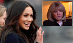 Meghan Markle is 'now a virtual prisoner', says Royal expert