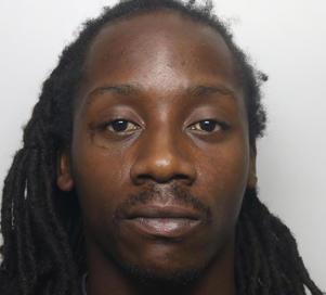 Undated handout photo issued by West Yorkshire Police of Aaron Joseph, 30, who has been found guilty of being the owner of a dog which caused death of David Ellam