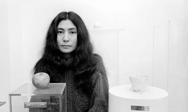yoko ono paper The focus in this paper is the life of ono and her work that received misunderstanding from many people the research helps in comprehending her position.