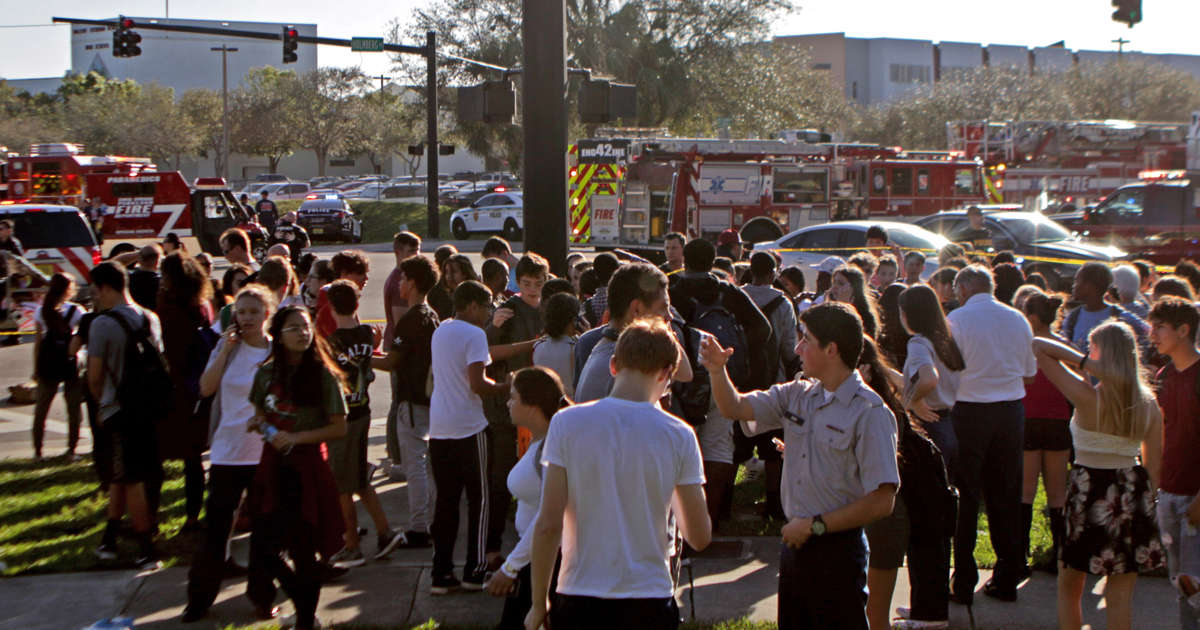 911 calls from Parkland school shooting released