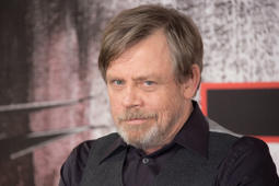 Mark Hamill poses for photographers upon arrival at the premiere of the film 'Star Wars: The Last Jedi' in London, Tuesday, Dec. 12th, 2017. (Photo by Joel C Ryan/Invision/AP)