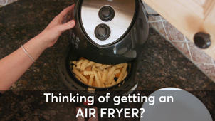 Air Fryers - More Than Just Hot Air?