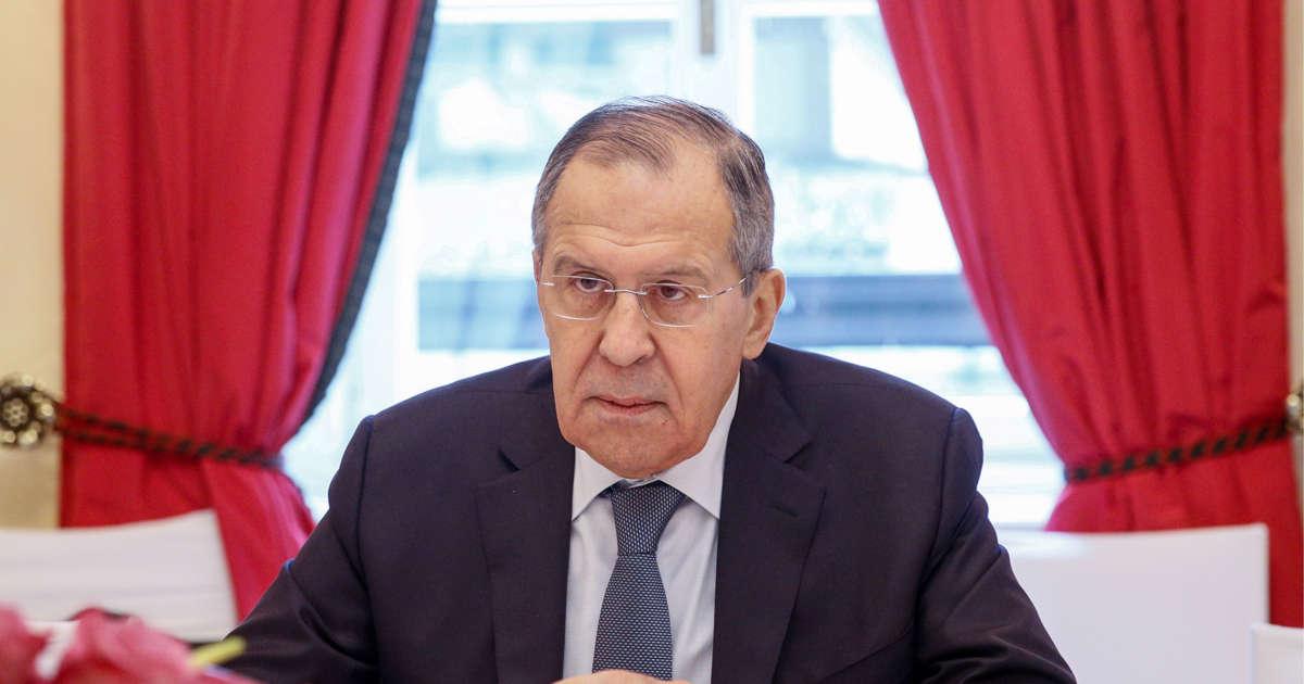 Lavrov calls U.S. election meddling claims 'blabber'