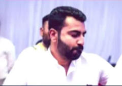 Congress MLA's son thrashes youth in Bengaluru