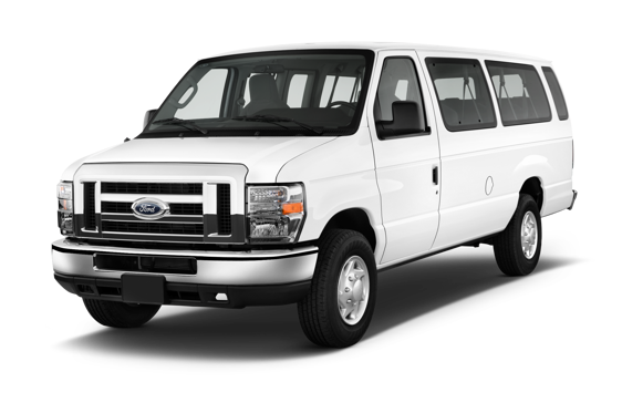 Slide 1 of 5: 2014 Ford E-Series Econoline Wagon
