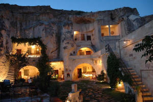 (Elkep Evi Cave Hotel)