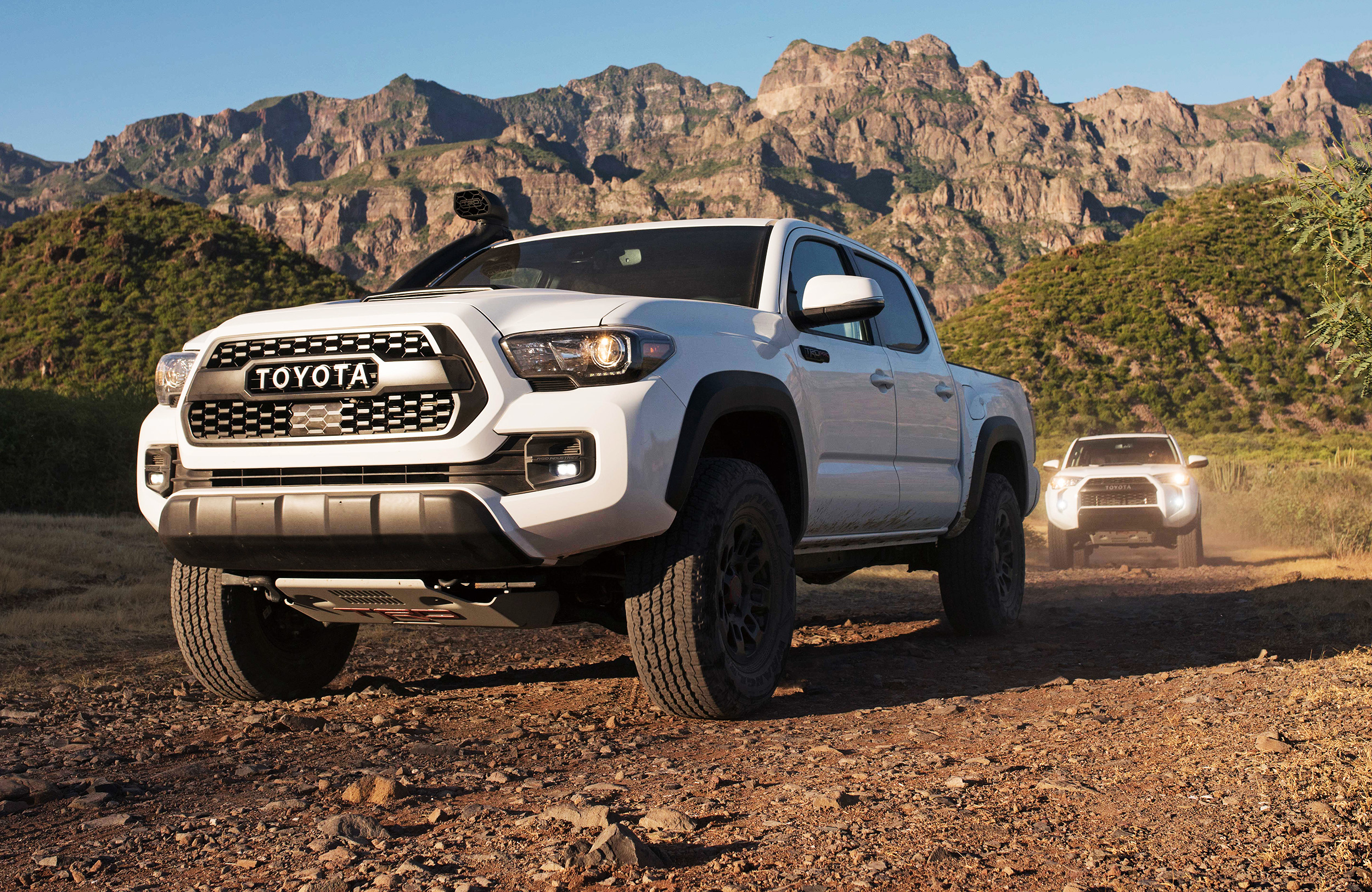 Toyota relocates Tacoma pickup complex from US to Mexico