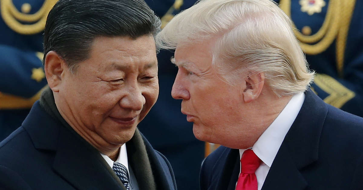 Tensions Between China and the U.S. Run Deeper Than Just Trade