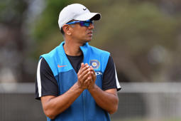 Dravid making the point that game is bigger than individual