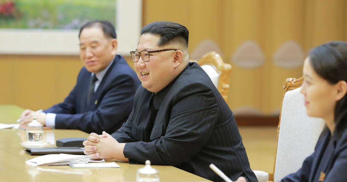 North Korean leader Kim Jong Un has invited President Trump to a meeting