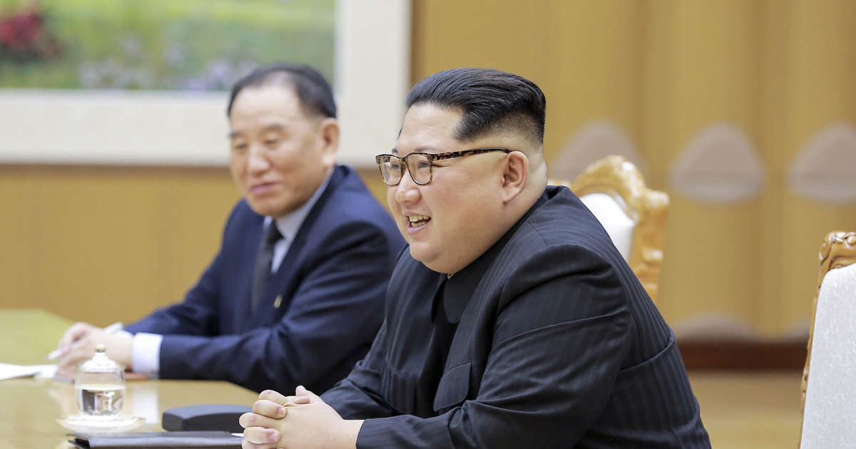 Over wine and soju, N.Korea's Kim Jong Un joked about himself -S.Korea officials