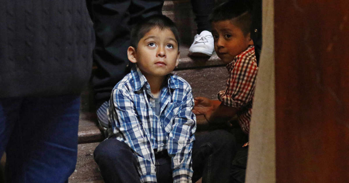 ACLU accuses US of broadly separating immigrant families