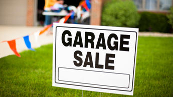 Spring cleaning season is officially underway, which will undoubtedly lead to a surge in garage sales. Budget-minded shoppers know garage sale prices can be a great way to score incredible deals, but sometimes another person's rejects are really just rubbish.Use these garage sale tips to make sure you score big off spring cleaning season.