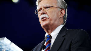 Former U.S. Ambassador to the United Nations John Bolton speaks at the Conservative Political Action Conference (CPAC) in Oxon Hill, Maryland, in this February 24, 2017 file photo.