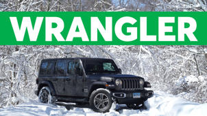 a car parked in a parking lot: 2018 Jeep Wrangler Quick Drive