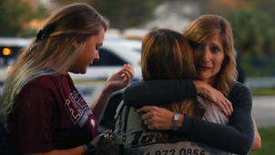 'I survived Florida school shooting'