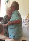 British woman boogies on the dance floor to celebrate 106th birthday