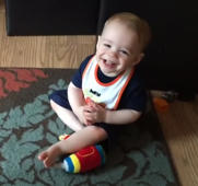 Try not to laugh: Funniest baby fails