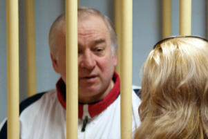 Former Russian military intelligence colonel Sergei Skripal attends a hearing at the Moscow District Military Court in Moscow on August 9, 2006. Sergei Skripal, a former Russian double agent whose mysterious collapse in England sparked concerns of a possible poisoning by Moscow, has been living in Britain since a high-profile spy swap in 2010. Police were probing his exposure to an unknown substance, which left him unconscious on a bench in the city of Salisbury and saw media draw parallels to the case of Alexander Litvinenko, an ex-spy who died of radioactive polonium poisoning in 2006.  / AFP PHOTO / Kommersant Photo / Yuri SENATOROV / Russia OUT        (Photo credit should read YURI SENATOROV/AFP/Getty Images)