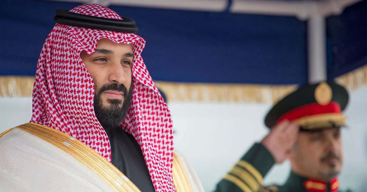 Exclusive: Saudi crown prince has hidden his mother from his father, the king, U.S. officials say