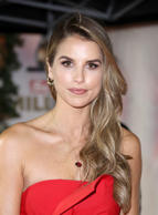 LONDON, ENGLAND - DECEMBER 13:  Vogue Williams attends The Sun Military Awards at Banqueting House on December 13, 2017 in London, England.  (Photo by Mike Marsland/Mike Marsland/WireImage)