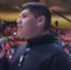 Student sings national anthem in Native American language