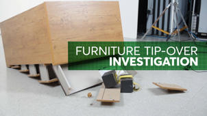 The Danger of Furniture Tip-Overs