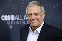 Les Moonves, chairman and CEO of CBS Corporation