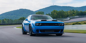 Redeye, Set, Go! 797-HP Dodge Challenger SRT Hellcat Redeye Driven: The 2019 Dodge Challenger SRT Hellcat Redeye is a Hellcat with 90 more horsepower.