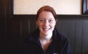 The man suspected of murdering midwife Samantha Eastwood was left 'on his knees' after being attacked in jail.
