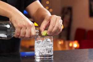 How to make the perfect gin and tonic (Stock)