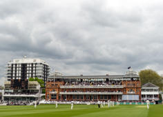 From the dressing room to pitch: Iconic Lord's walk