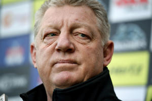 Phil Gould hit back at ousted coach Anthony Griffin's criticism of him.