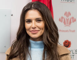 Cheryl opens The Prince's Trust Cheryl's Trust Centre on February 20, 2018 in Newcastle Upon Tyne, England.