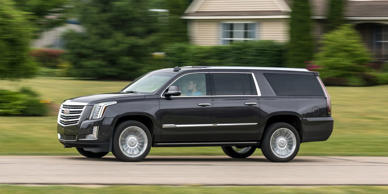 Read our most comprehensive review of the 2018 Cadillac Escalade's standard features, trim levels, and available options.