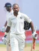 Could Dhawan's pair be a blessing?