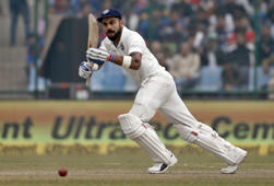 Kohli getting runs early vital: Manjrekar