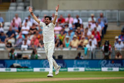 'Ishant got better with each spell'
