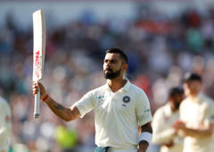 Kohli becomes the No.1 Test batsman