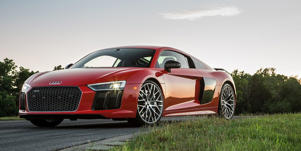 2018 Audi R8 in Depth: Speed Meets Luxury: The Audi R8 is an aspirational performance car, but it's also surprisingly easy to live with and drive thanks to a comfortable cabin and a silky ride.