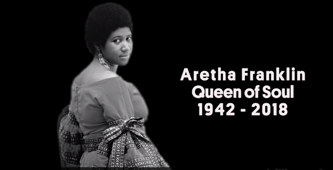 Farewell to the Queen of Soul, Aretha Franklin