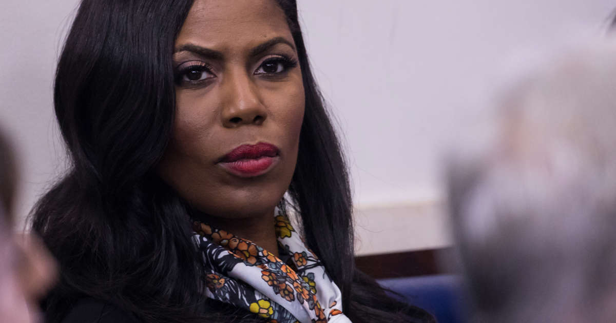 Omarosa releases secret tape of Lara Trump offering her $15K/month campaign job