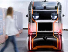 Watch Jaguar Land Rover's self-driven eye pods